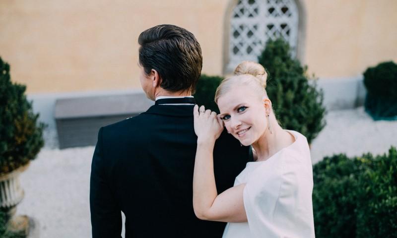 Tuulia & Anti – Classic Elegant Wedding
