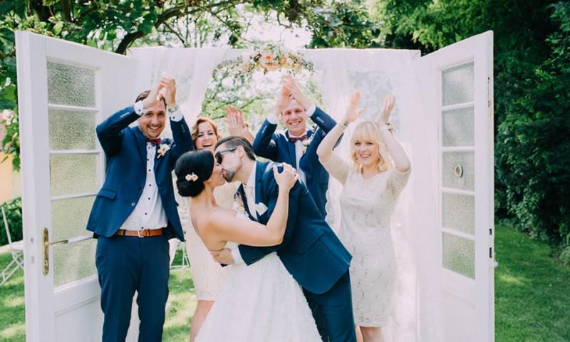 Corinna & Markus – Coral Charm Wedding