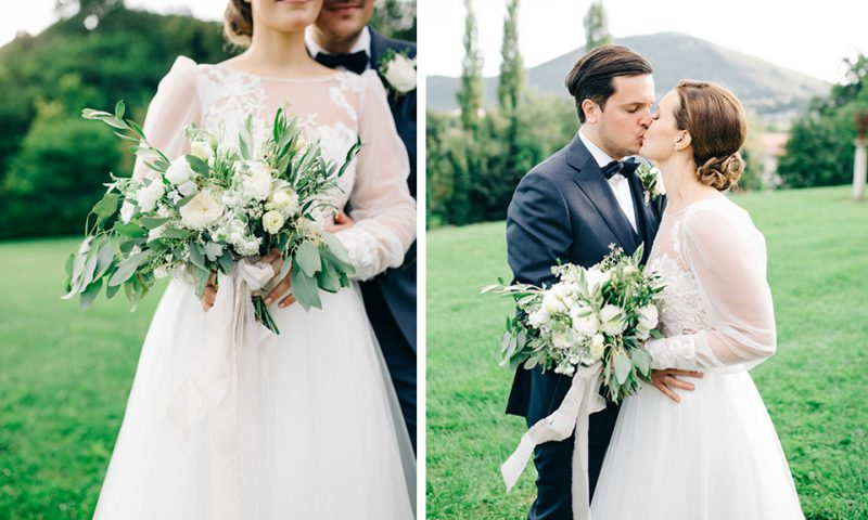Natasha & Thomas – Gorgeous Greenery Wedding